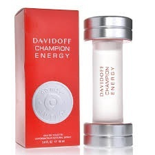 PERFUME DAVIDOFF CHAMPION ENERGY MEN 90ML EDT SPRAY FRAGRANCE