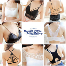 CNY Promotion !women padded tube top high quality cage bra /tube bra for ladies /seamless bra/tubra