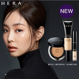 [HERA] 페이스메이컵 COLLECTION / BLACK FOUNDATION / BLACK CONCEALER ▶2019 NEW BLACK FOUNDATION◀