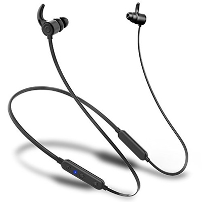 7897f5bdca3 SIHIVIVE Bluetooth Earbuds, Best Wireless Workout Headphones with Mic IPX5  Waterproof ATP-X Stereo