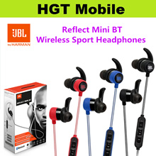 Authentic JBL Reflect Mini BT Wireless Sport Headphones*Built in Microphone*Sweat Proof*Lightweight*