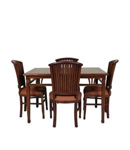 meja makan pattaya 4 kursi