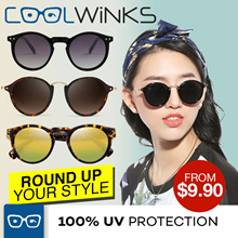 Round Shape Sunglasses!!! Special Offer!!!