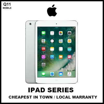 Apple iPad Series / Wi-Fi+Cellular / Demo Set / Local Warranty / Cheapest deal in town! Deals for only S$399 instead of S$399