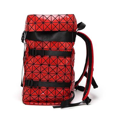 0c1cc4a460 authentic Women Backpack For Girls Geometric Shoulder Bag Men School Bag  Rucksack Hologram Luminous