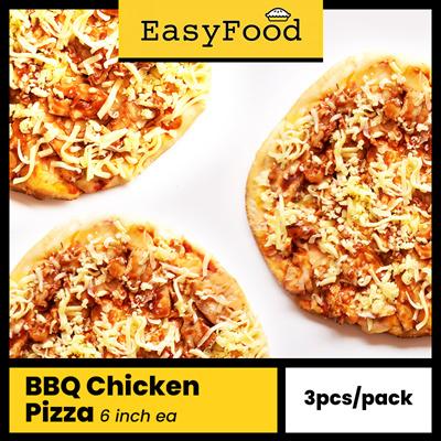 [$13Promo] 3 x BBQ Chicken Pizza 6inch (UP$29.70)