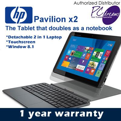 Qoo10 - HP X2 Pavillion! : Computer & Game