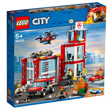LEGO 60215 City Fire: Fire Station