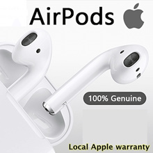 Apple AirPods Wireless headset ★ Local APPLE Warranty★ Ready Stock