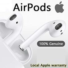Apple AirPods Wireless headset ★ Local APPLE Warranty★ Ready Stock