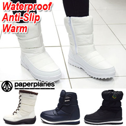 [NEW-STOCK] 2018 F/W Up to 50% off ★High Quality★WATERPROOF ANTI-SLIP WOMEN WINTER WARM BOOTS