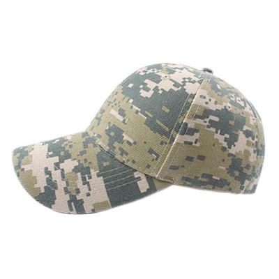 Unisex Camouflage Baseball Cap Man Women Army Camo Hat Outdoor Sunshade  Hunting Peaked Cap 70aa871ef87f