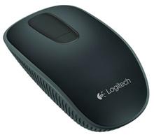 Logitech Wireless Touch Mouse T400 Tanpa Scroll Garansi Resmi Disc.30%