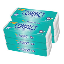 Cutie Compact 3 X 10 Rolls Toilet Paper Tissue Paper [1+1] [KL  SL Only]