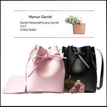 [Mansur Gavriel]  Bucket Bag Same Design Bucket Bag Rachel Women Handbag Backpack Shoulder Bag