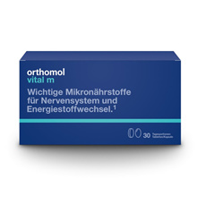 Orthomall Vital M Tablet Type 30 Day Mens