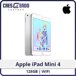 [Brand New] Apple iPad Mini 4 / 128GB / Wifi Model / One Year Apple Warranty