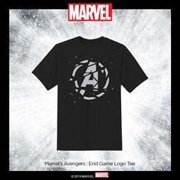 ♥ MARVEL END GAME LOGO UNISEX T-SHIRT ♥ - | Quality Product | Marvel Avengers | Authentic
