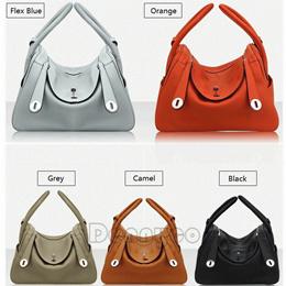 COUPON  Luxury Lindy Lindys Style Genuine Leather bags women handbag high  quality TOGO Ladies tote shoulder bag bec10457b5cd7