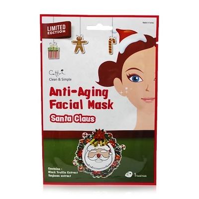 2 pcs Anti-aging Facial Mask Santa Claus 1S
