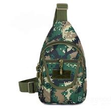 Outdoor Sport Pouch Tactical Bag Crossbody Sling Shoulder Chest Bag For Men