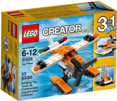 Qoo10 Lego Creator 31028 Sea Plane Set New In Box Sealed Toys