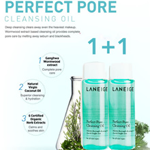 1+1 Laneige Perfect Pore Cleansing Oil