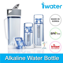 [Made in Korea] i-Water Alkaline water ionizer Bottle ★ BPA Free ★ Water Purifier ★LPGA BOTTLE
