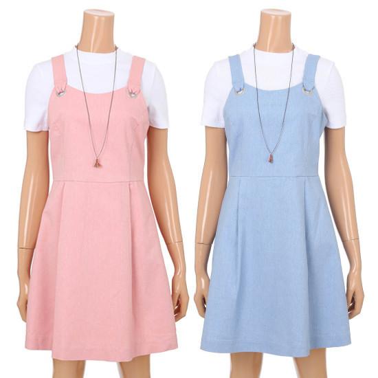 ジャック・アンド・質女性オケクンAラインワンピース32172JO516 面ワンピース/ 韓国ファッション