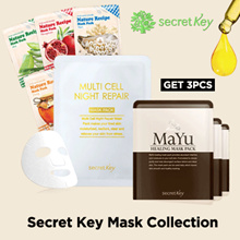 SECRET KEY 3 Pcs All Mask