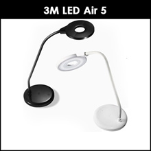 3M FINELUX Air Guide Filter LED Air 5 Stand / Air 5 STAND / Desk Lamp / Desk Stand Light / 3M Air-Gu