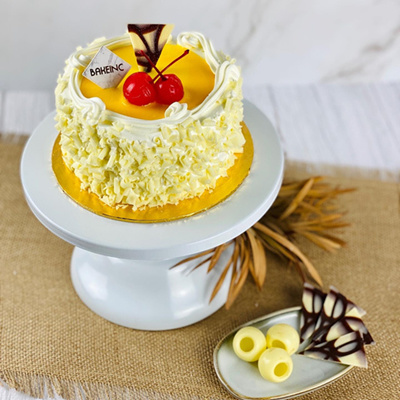 MINI 5-INCH CAKES Mango Cream (4-6pax)