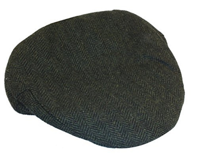 Qoo10 - Shandon Irish Tweed Flat Cap Dark Green 100% Wool   Men s ... b9244ba50e53