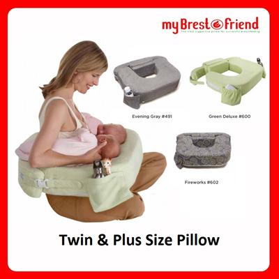 Qoo10 My Brest Friend Twin And Plus Size Nursing Pillow