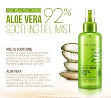 Nature Republic Soothing  Moisture Aloe Vera 92% Soothing Gel Mist