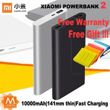 Xiaomi  10000mAh Gen 2 PowerBank | Fast Charging|Ultra Slim|Free Warranty