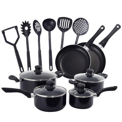 Non Stick Cooking Kitchen Cookware Set