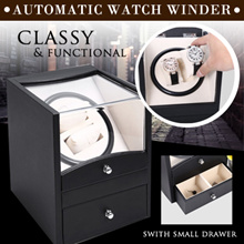 [SUPER SALE] AUTOMATIC WATCH WINDER  * STORAGE * XMAS GIFT * FOSSIL * CASIO * DANIEL WELLINGTON