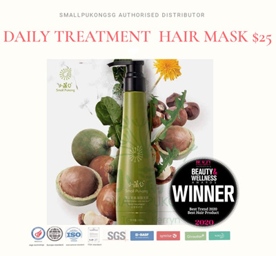DAILY TREATMENT HAIR MASK