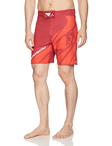 7672e3667 Qoo10 - Bad Boy Mens Velocity Fight Shorts : Sports Equipment