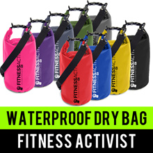 ⏰💪★★Waterproof Dry Bag★★Many Colours and Sizes★★Fitness Activist★★★★Singapore Seller★★Fast Delivery