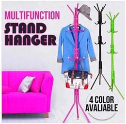 Stand Hanger / Gantungan Tiang Berdiri /Gantungan Baju Tas multifungsi SJ0020