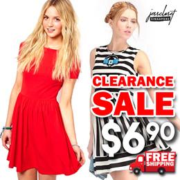 Clearance Sale - Tops Dress Skirt Cardigan