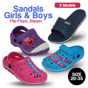 YITAI Sandals Girls and Boys I 9 Models I Size Available 20 - 35 I Flip-Flops_Slippers