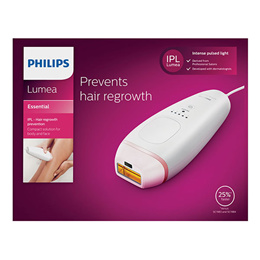 Philips Lumea BRI861 Essential IPL Hair Removal System For Face  Body