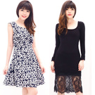 New arrival-formal-casual/cocktail dress-dress wanita best seller