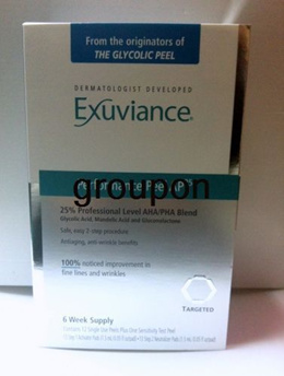 Exuviance Performance Peel AP25 6 weeks supply 13 pairs #usau
