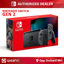 [New Model] Nintendo Switch Console // Neon // Grey //Local Set// 1 Year Warranty // Gen 1 // Gen 2