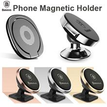 Baseus Universal Car Phone Holder Rotating 360 ° Magnetic Mobile Phone GPS Holder Mount Bracket/