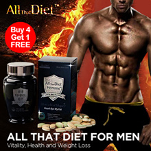 [Only For man] Slimming supplement only for men [Diet Homme]  fat burner / diet / slimming